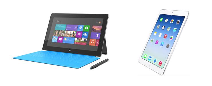 Surface-Pro-3-iPad-Air