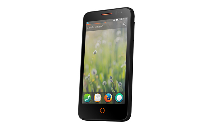 Firefox OS Flame