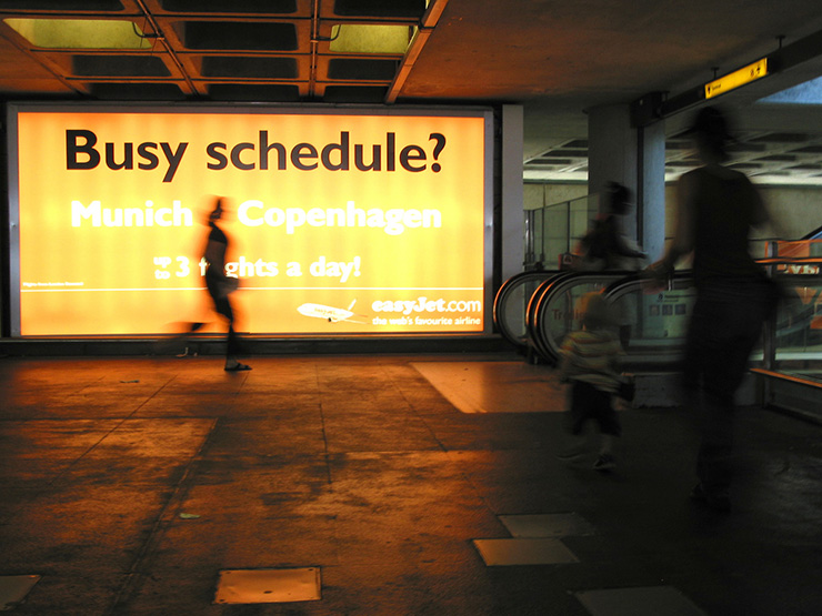 Photo:busy schedule?