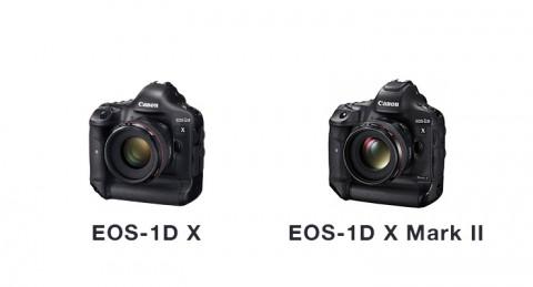 eos1dxとeox1dxmarkIIの比較